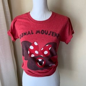 Vintage Minnie Mouse Original Mousketeer 1928 Tee